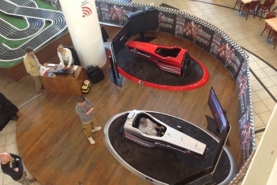 Formula 1 per tutti al Centro Commerciale Fiumara