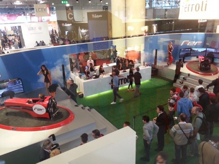 Servizi - Noleggio Simulatori di Guida F1 per Agenzie di Eventi e Comunicazione