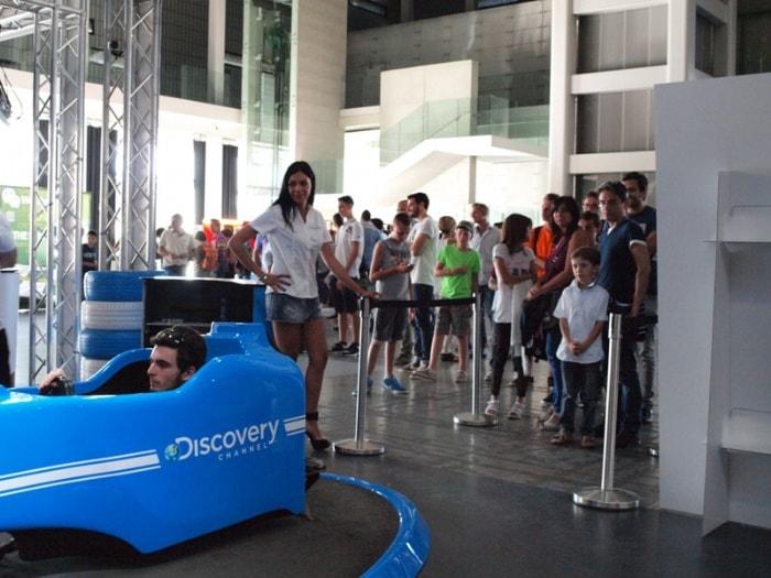 Servizi - Noleggio o Acquisto Simulatore Professionale di Guida F1, GT, Rally, Moto
