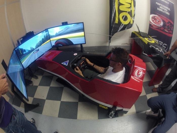 Servizi - Noleggio Simulatore F1, Simulatori di Guida, per Uso Privato, Intrattenimento.