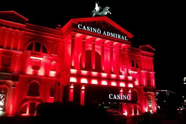 Casino Admiral vi offre adrenalina con in simulatore F1