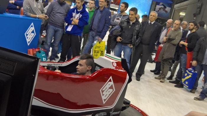 Servizi - Noleggio Simulatori di Guida F1 per Eventi Aziendali Corporate