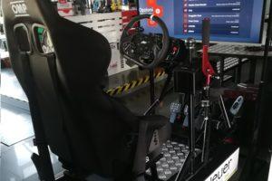 Simulatore GT-Rally Pro Fbrand - Simulatore di Rally Gran Turismo Professionale