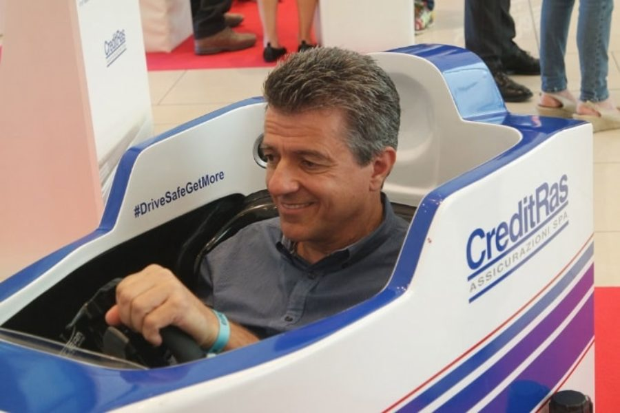 Creditras, Allianz, Unicredit: la scelta è per il simulatore F1