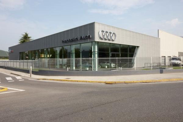 Concessionaria Mandolini Audi - simulatore Fbrand - Audi A3
