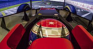 Fbrand - Simulatore F1 - Simulatori di Guida Professionale Formula Uno
