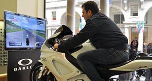 Fbrand - Simulatore Moto - Simulatori di Guida Professionale Moto Corsa MotoGP Superbike