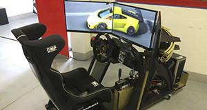 Fbrand - Simulatore Rally - Simulatori di Guida Professionali GT Rally