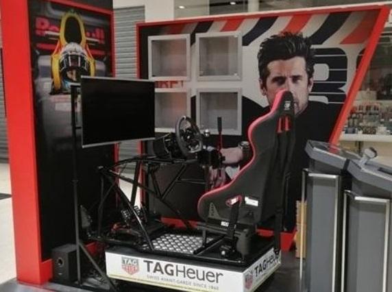 Simulatore GT Rally Pro Fbrand - Simulatore di Rally Gran Turismo Professionale