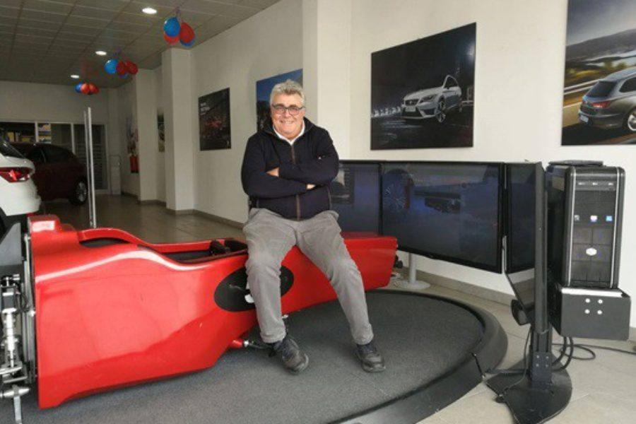 Code Continue al Simulatore F1 da Gruppo Vauto e Oktoberfest da Brivido
