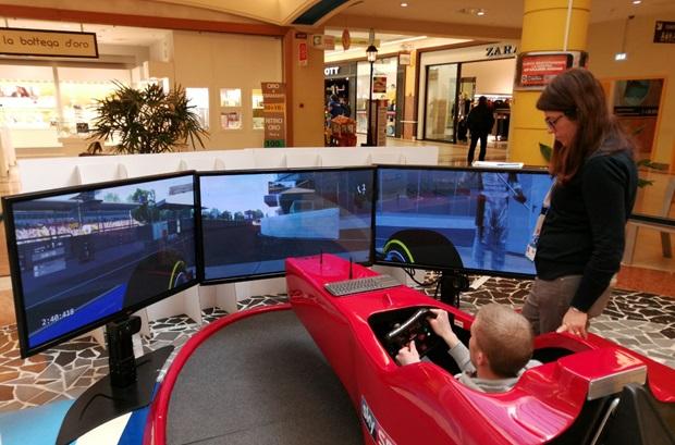 Sky Sport F1 Proroga gli Eventi con il Simulatore Formula 1 ad Aprile