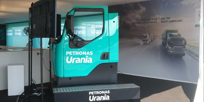Petronas Urania - Simulatore di Camion - Truck Sym Pro Fbrand