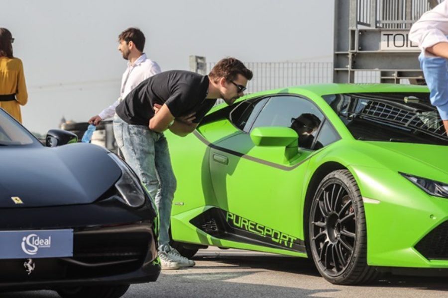 Ideal GT Experience Anche all'Autodromo di Cremona con 2 Simulatori F1