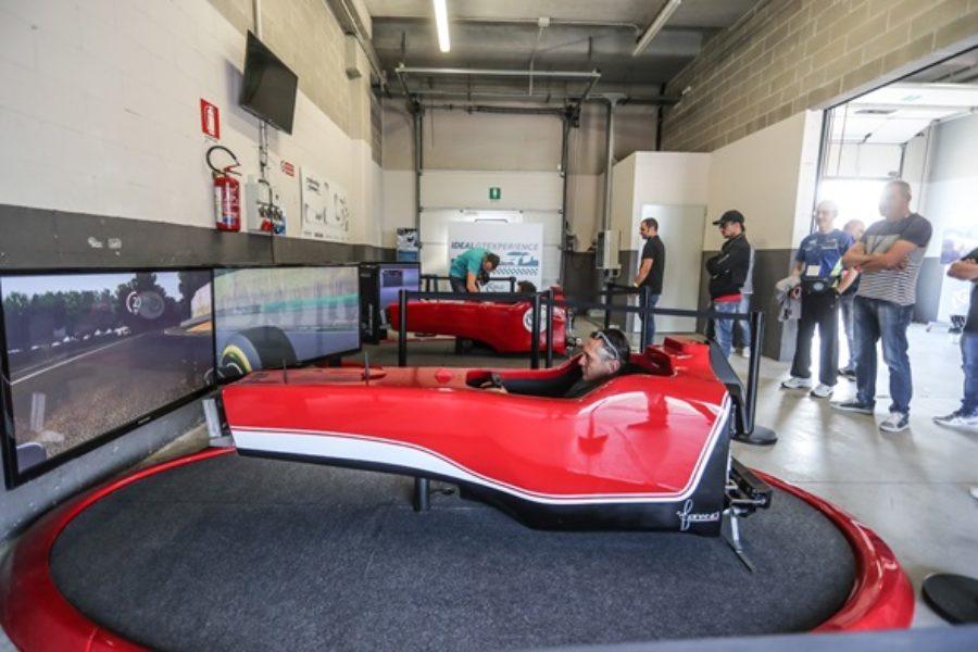 Ideal GT Experience Anche all'Autodromo di Cremona con 2 Simulatori F1
