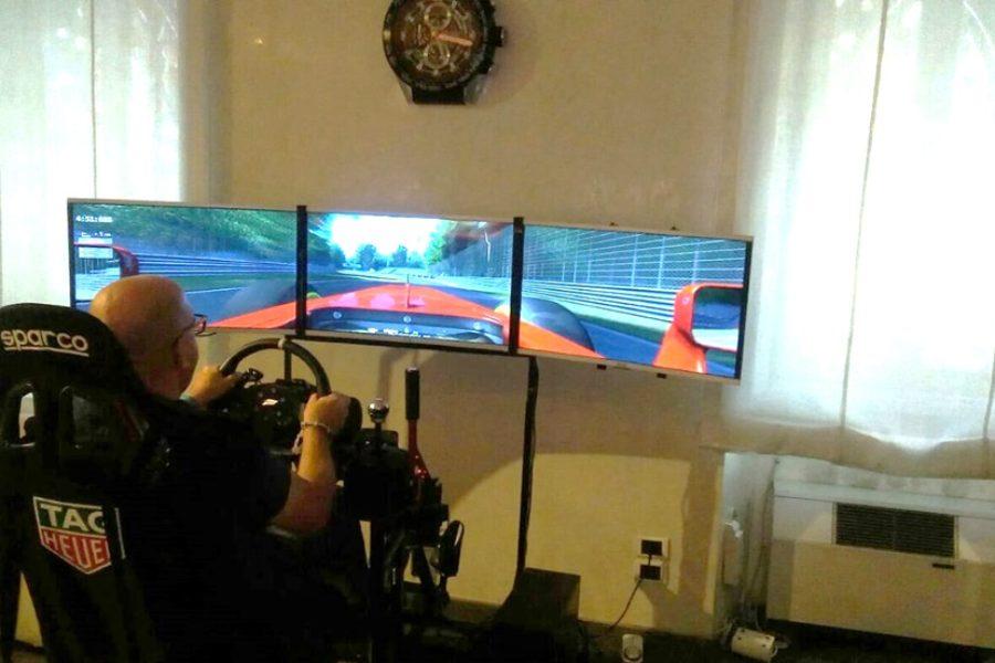 L'Opinione su Fbrand e sul Simulatore Gran Turismo da Tomasi Gioielli