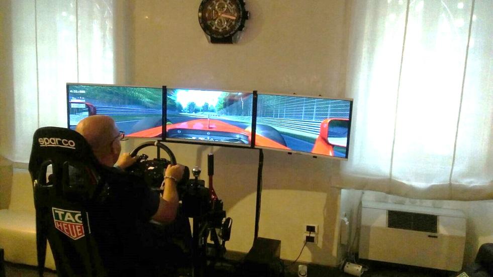L'Opinione su Fbrand e sul Simulatore Gran Turismo da Tomasi Gioielli e Tag Heuer