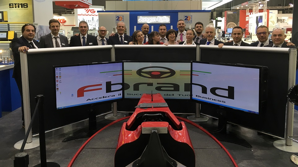 Simulatore Formula 1 Professionale Dinamico - Sym Pro Dynamic - Fbrand