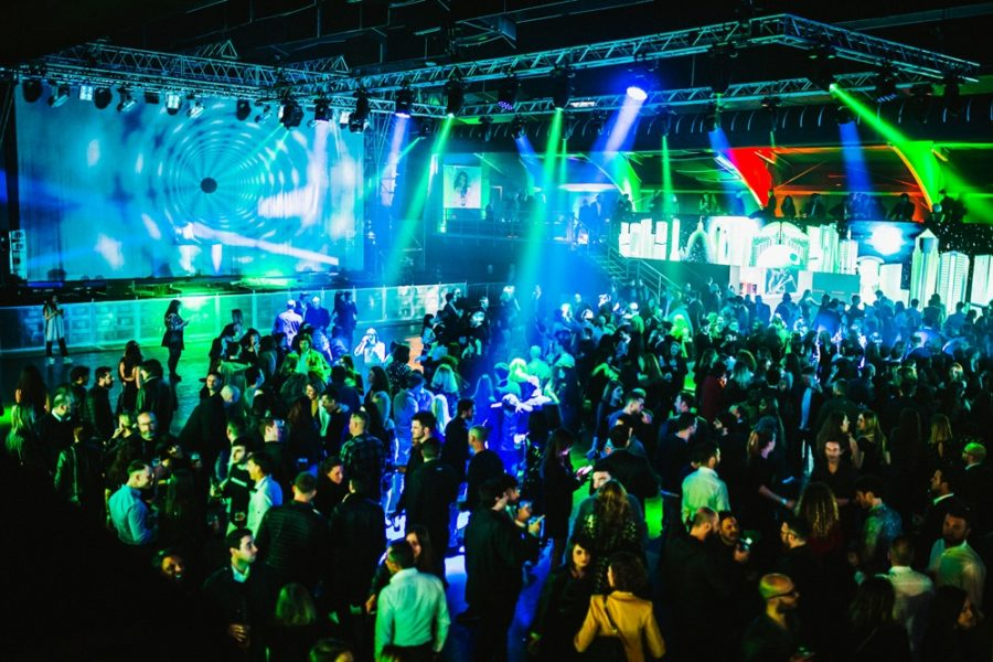 Simulatore Formula E con Fbrand Protagonista all'Heineken Rome E-Prix Official Afterparty