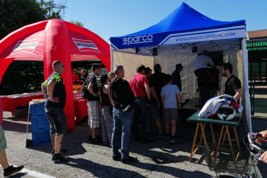 Simulatore Moto Attiva al 25′ Revival Moto Club MV Agusta