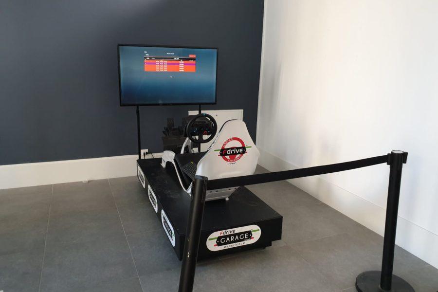 All'Università di Siena Tradizione e Tecnologia si Uniscono con il Simulatore F1