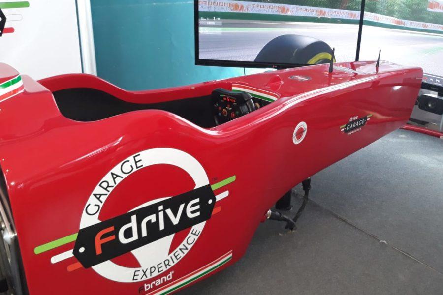 Il Simulatore F1 Fa il Pieno di Clienti anche in Bar e Locali