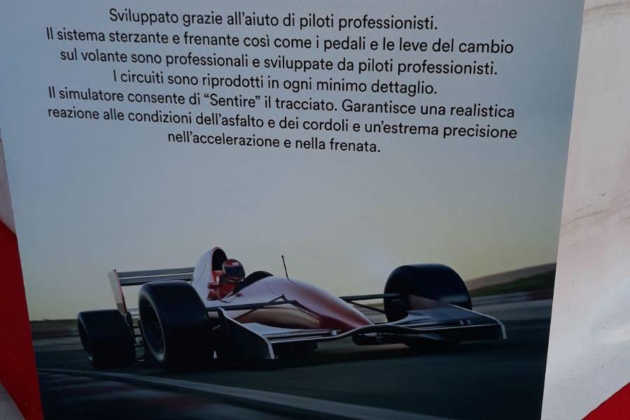 La Sfida è Doppia su Simulatore F1 e Rally al Motor Passion Frosinone
