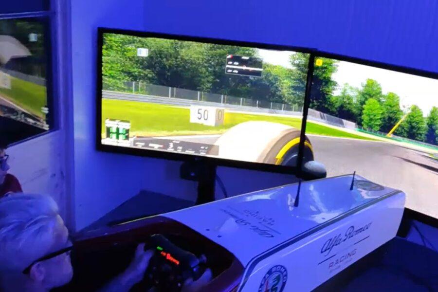 Simulatori: da German Denis a Manuel Poggiali e non solo… Un anno indimenticabile
